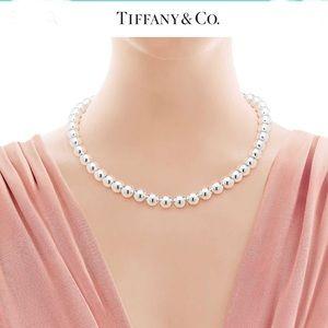 🎁 Tiffany & Co. ball necklace 🎁
